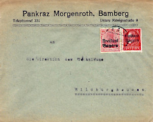 Morgenroth 1919